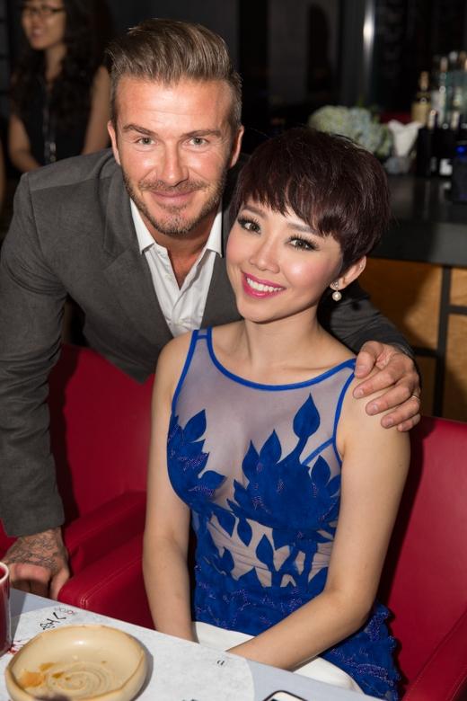 David Beckham muốn được đưa vợ con đến thăm Việt Nam