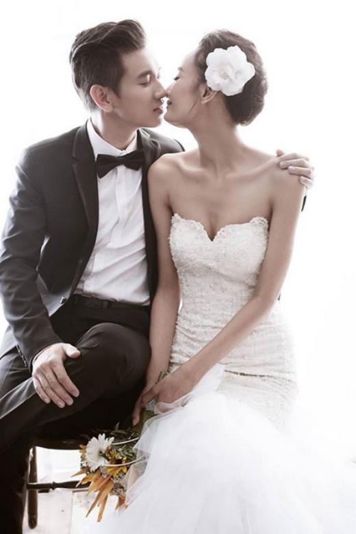 Sau khi cưới, hai vợ chồng cô dự định hưởng tuần trăng mật bên Mỹ. - Tin sao Viet - Tin tuc sao Viet - Scandal sao Viet - Tin tuc cua Sao - Tin cua Sao