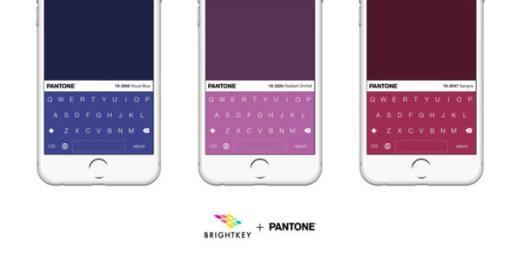 Ra mắt giao diện bàn phím long lanh cho iPhone, iPad