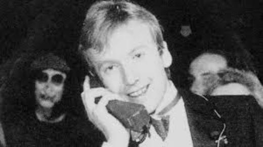 Cuộc gọi di động đầu tiên của nước Anh