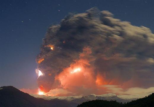 Một đám mây, ảnh do nhiếp ảnh của National Geographic chụp