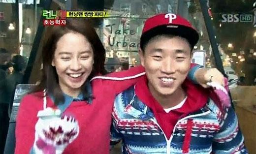 Gary không thể nói với Song Ji Hyo. Trong tập này, khi bị nghi ngờ trong trò chơi Mafia Game, Gary đã thừa nhận rằng chỉ có Song Ji Hyo mới có đủ khả năng để phát hiện được việc anh nói dối.