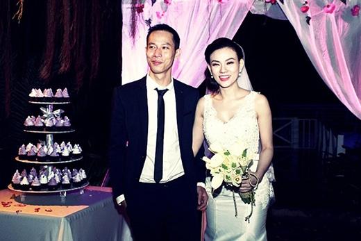 Đám cưới diễn ra khá kín đáo nhưng không kém phần sang trọng. - Tin sao Viet - Tin tuc sao Viet - Scandal sao Viet - Tin tuc cua Sao - Tin cua Sao