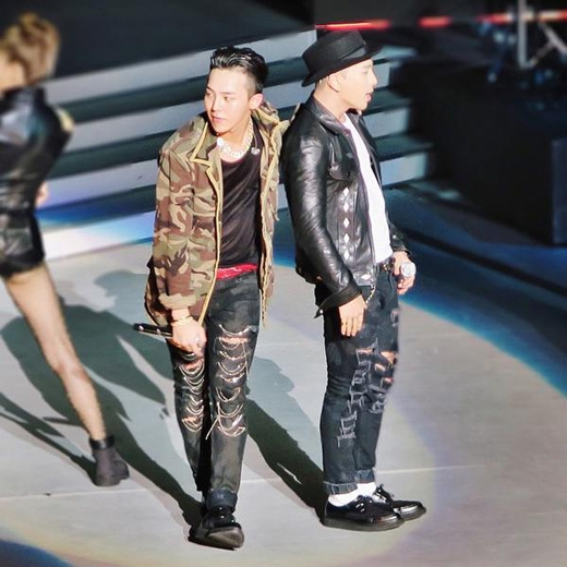 G-Dragon tuyên bố Big Bang sẽ trở lại vào năm 2015