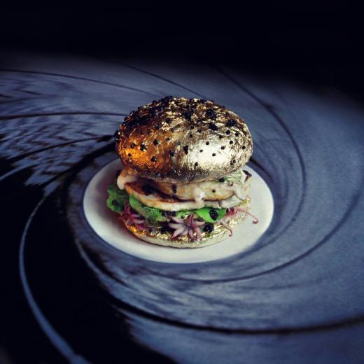 Burger James Bun