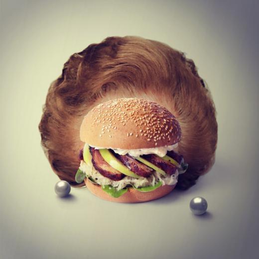 Burger Margaret Thatcher