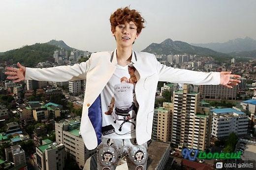 Những hình ảnh chập chững mới vào showbiz của EXO