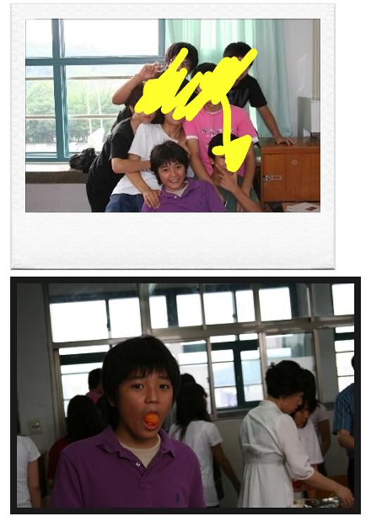 Taeyong (SM Rookies) khi còn là một cậu bé ngây thơ (2007)