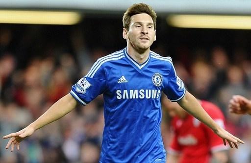 Chủ tịch Roman Abramovich đang cố gắng biến giấc mơ đưa Messi tới Chelsea. Ảnh: Daily Mail.
