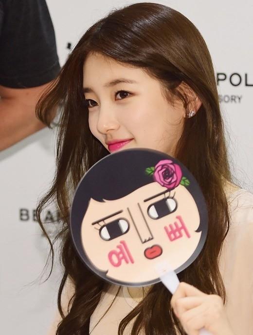 Suzy rạng ngời với vẻ đẹp hoàn mỹ hơn người