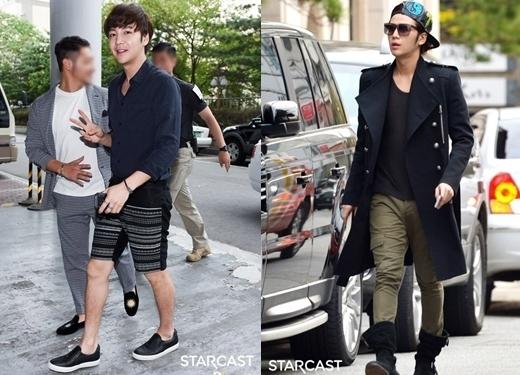 """Phong cách của Jang Geun Suk vẫn luôn """"chất lừ"""" bất kể nơi đâu anh xuất hiện"""
