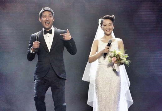 Khi sao châu Á yêu nhanh cưới gấp