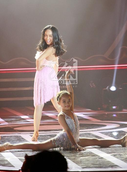 Linh Hoa - quán quân Bước nhảy hoàn vũ nhí 2013 - cô học trò xuất nhất của team Đoan Trang. - Tin sao Viet - Tin tuc sao Viet - Scandal sao Viet - Tin tuc cua Sao - Tin cua Sao