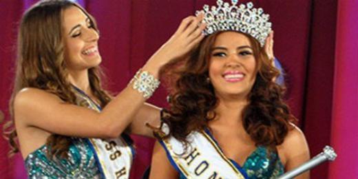 Hoa hậu Thế giới Honduras - Maria Jose Alvarado
