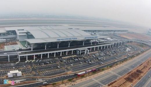 Ngày 31/12/2014, tất cả các chuyến bay quốc tế của VNA đi, đến sân bay Quốc tế Nội Bài đã chính thức khai thác tại nhà ga mới T2.
