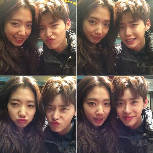 Dù hợp tác với rất nhiều diễn viên nam, nhưng đa số các fan cho rằng Park Shin Hye rất hợp với Lee Jong Suk. Với phản ứng hóa học trong phim Pinocchio, cộng thêm sự thân thiết ở ngoài đời. Các fan lại càng mong muốn cả hai có thể phim giả tình thật.