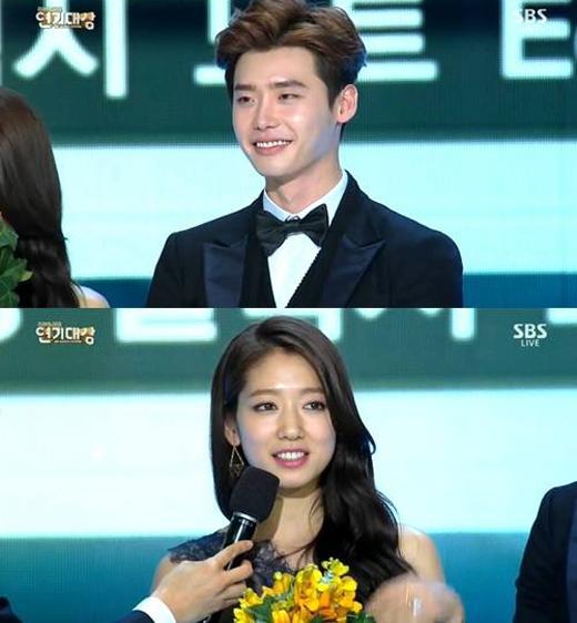 Lee Jong Suk thừa nhận có tán tỉnh Park Shin Hye