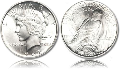 Dù chỉ có giá trị một USD, đồng bạc này vẫn mang ý nghĩa to lớn trong đời sống người Mỹ. Ảnh: Coinnews.net