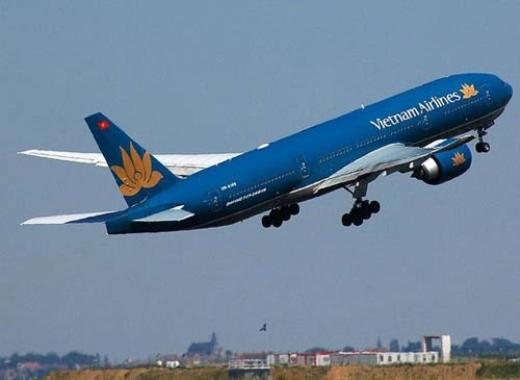 Sự cố khiến tàu bay của Vietnam Airlines phải quay trở lại sân bay. Ảnh minh họa.
