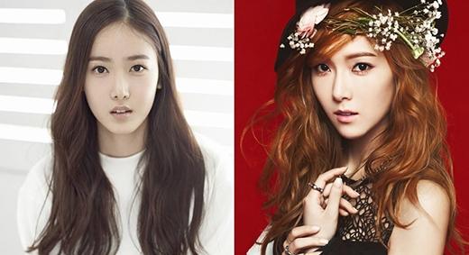 Tân binh Kpop sắp ra mắt gây sốt vì giống Jessica