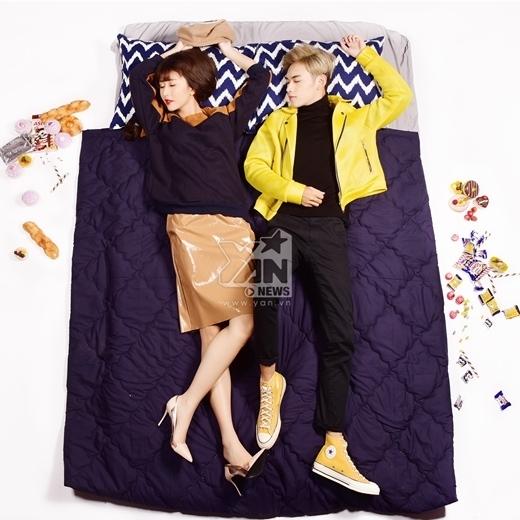 5 chiêu phối đồ cực chất dành cho các cặp đôi