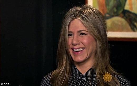 Jennifer Aniston mở lòng về việc ly dị chồng cũ Brad Pitt