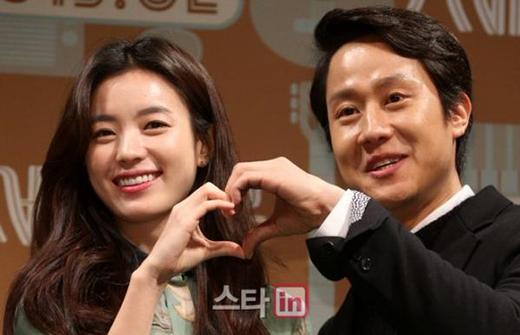 Han Hyo Joo và Jung Woo
