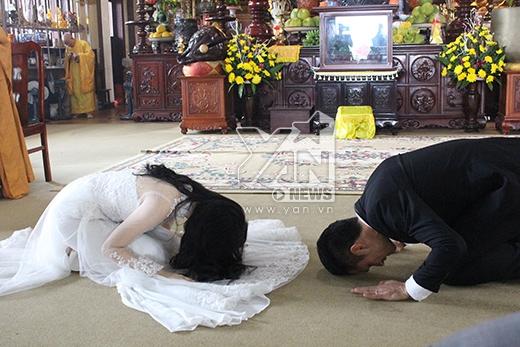 Cô dâu Tâm Tít xinh đẹp rạng rỡ trong lễ Hằng thuận - Tin sao Viet - Tin tuc sao Viet - Scandal sao Viet - Tin tuc cua Sao - Tin cua Sao