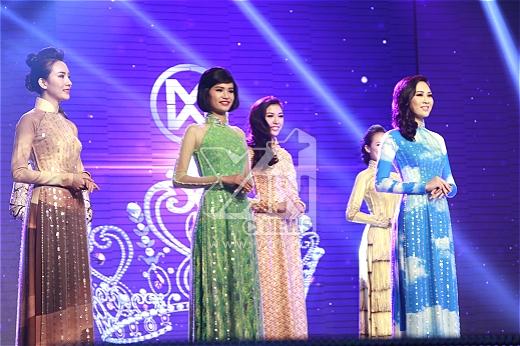 Những điểm sáng của Chung kết hoa khôi áo dài Việt Nam