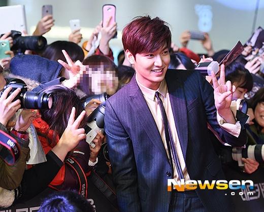 Lee Min Ho từng phải nhập viện đột ngột khi đóng phim