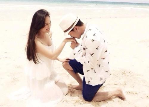Những màn cầu hôn bất ngờ của sao Việt - Tin sao Viet - Tin tuc sao Viet - Scandal sao Viet - Tin tuc cua Sao - Tin cua Sao