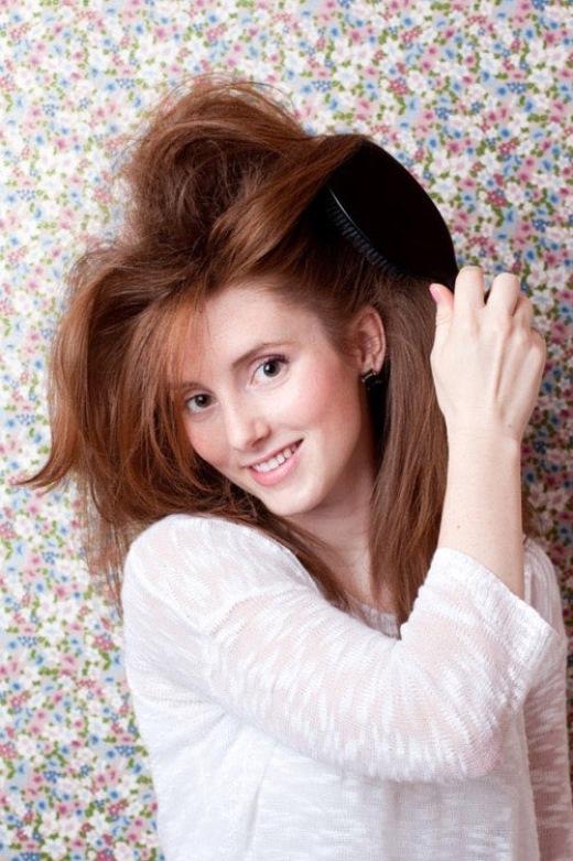 Trị tận gốc tóc bết bằng 4 tuyệt chiêu cực đơn giản