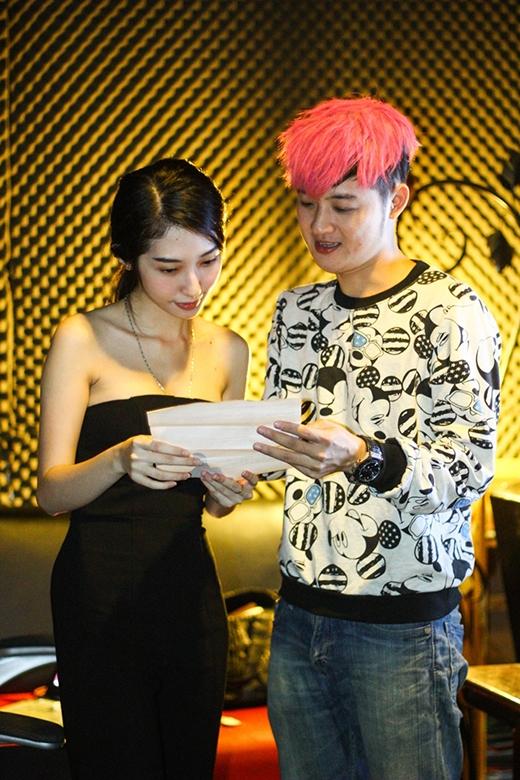 Cả hai nghệ sĩ hứa hẹn sẽ mang đến cho khán giả những màn biểu diễn ấn tượng - Tin sao Viet - Tin tuc sao Viet - Scandal sao Viet - Tin tuc cua Sao - Tin cua Sao