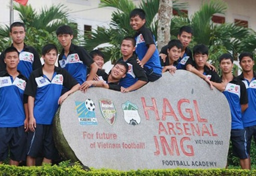 Việt Nam cần có nhiều học viên như HAGL JMG. Ảnh: Internet