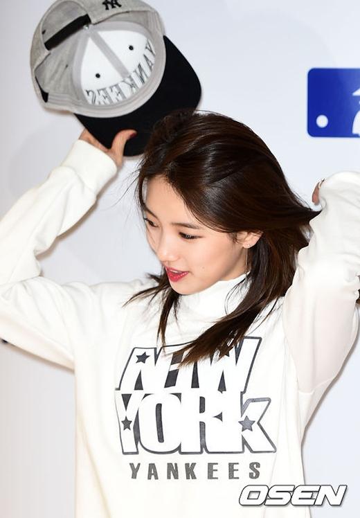 Suzy tỏa sáng bần bật với phong cách hip hop