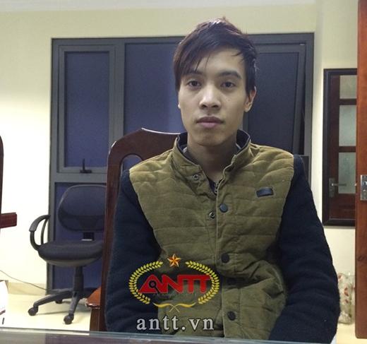 Đối tượng Nguyễn Anh Tuấn, Cháu của ông chú làm ở Viettel bị bắt tạm giam sau khi chuyên án được khép lại.