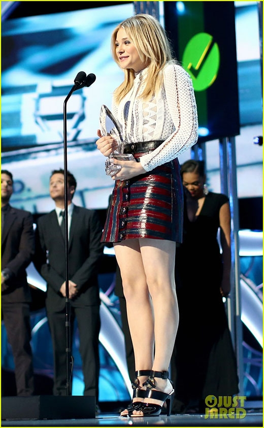 Các Siêu anh hùng thắng lớn tại lễ trao giải People's Choice Awards