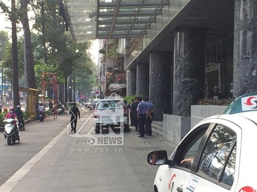 Lực lượng bảo vệ, an ninh đang được điều phố kỹ càng trước khi đón nhóm T-ara.