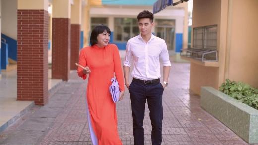 Hồ Vĩnh Khoa khiến nữ sinh náo loạn ngay khi xuất hiện - Tin sao Viet - Tin tuc sao Viet - Scandal sao Viet - Tin tuc cua Sao - Tin cua Sao