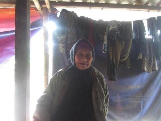 Bà Kiệm chỉ mong đứa con gái tội nghiệp có sức khỏe, sớm lành bệnh để có thể tự lo cho mình sau khi bà mất.