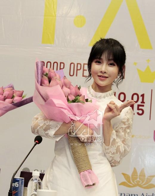 Nhóm T-ara: Hy vọng lần sau gặp fans Việt sẽ nói được tiếng Việt!