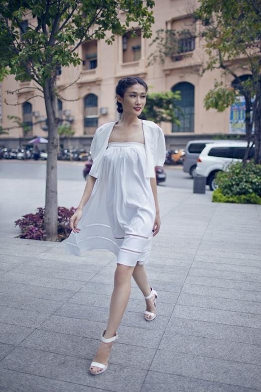 Kha Mỹ Vân phát triển sự nghiệp tại kinh đô thời trang Milan