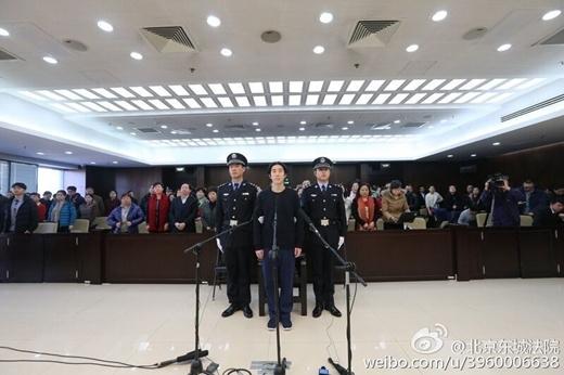 Phòng Tổ Danh bị tuyên án 6 tháng tù