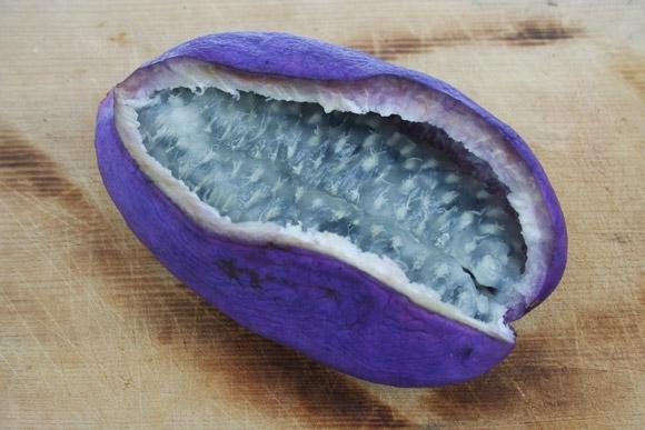 Thích thú với những loại trái cây kì quái nhất thế giới