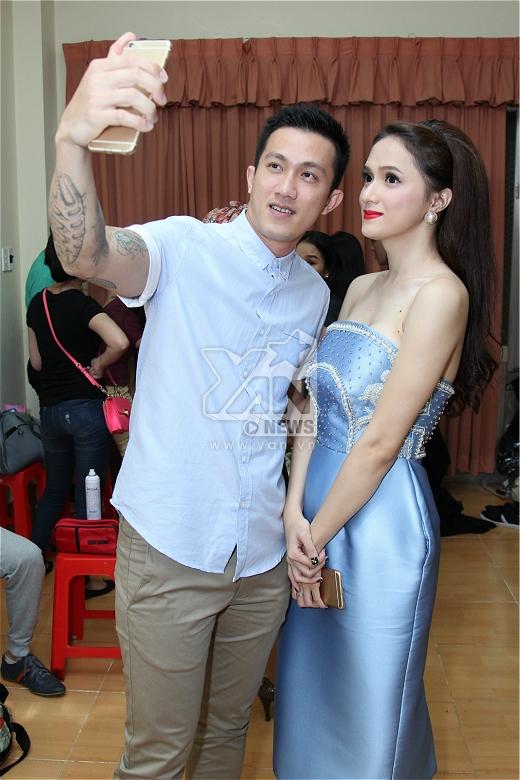 Hương Giang Idol được bạn trai chăm sóc chu đáo - Tin sao Viet - Tin tuc sao Viet - Scandal sao Viet - Tin tuc cua Sao - Tin cua Sao
