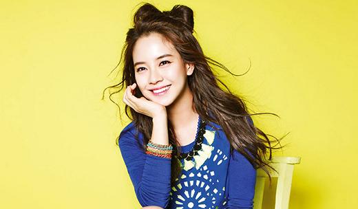 Song Ji Hyo đứng đầu danh sách nữ diễn viên Hàn được tìm kiếm nhiều nhất trên Baidu