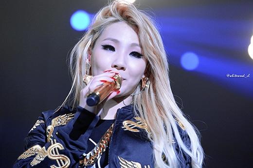 CL (2NE1) được truyền thông Mỹ tâng bốc lên mây