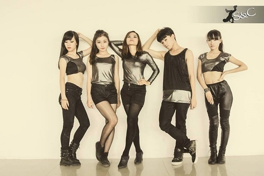 Nhóm nhảy Dance Cover S&C Crew