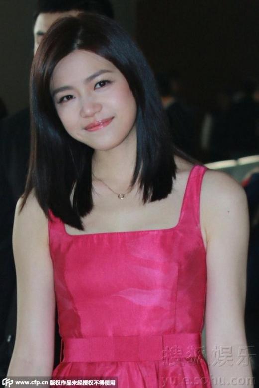 Tiểu Long Nữ Trần Nghiên Hy đầy xinh đẹp trong sự kiện