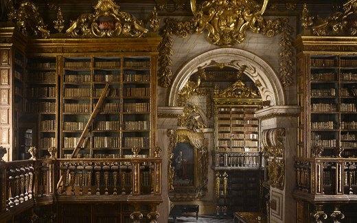 Thư viện Joanina, Bồ Đào Nha